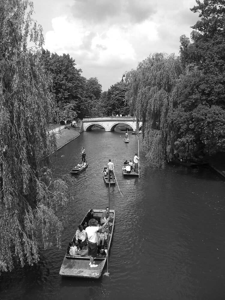 Cambridge Punting by Lee Everall