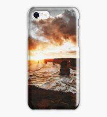 twelve apostles in south australia iPhone Case/Skin
