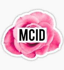 MCID Sticker