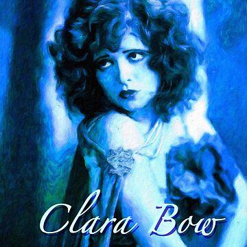 Clara Bow by TelestaiPix