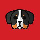 Bernese Mountain Dog by nickchristy