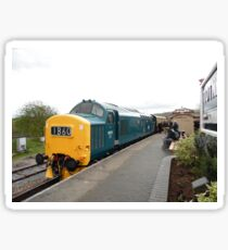 Class 37 - South Devon Railway Sticker