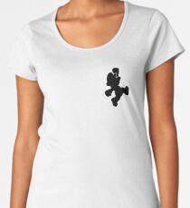 the mario bross Women's Premium T-Shirt
