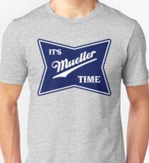 Mueller Time BLUE T-Shirt