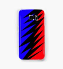 Black Lightning  Samsung Galaxy Case/Skin