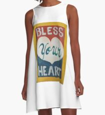 Bless Your Heart A-Line Dress