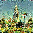 Balboa Park San Diego California by RDRiccoboni