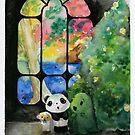 Dino & Panda Sing Christmas Carols by DinoPanda