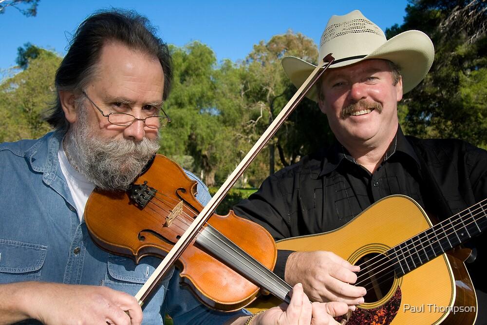 Geoff Bridgland - Paul Thompson (36 years & still playing together) by Paul Thompson
