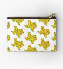 Yellow Rose of Texas Studio Pouch