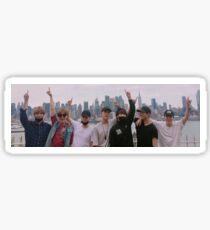 BTS Bon Voyage  Sticker