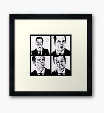 Jim Moriarty Framed Print