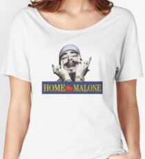 HOME MALONE Women's Relaxed Fit T-Shirt