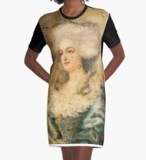Victorian  Graphic T-Shirt Dress