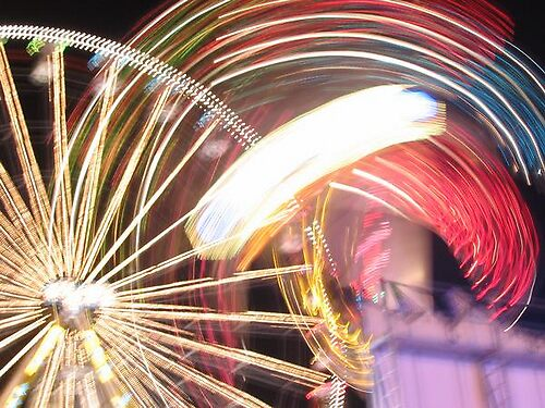Goose Fair Ride #2 by hayleyargh