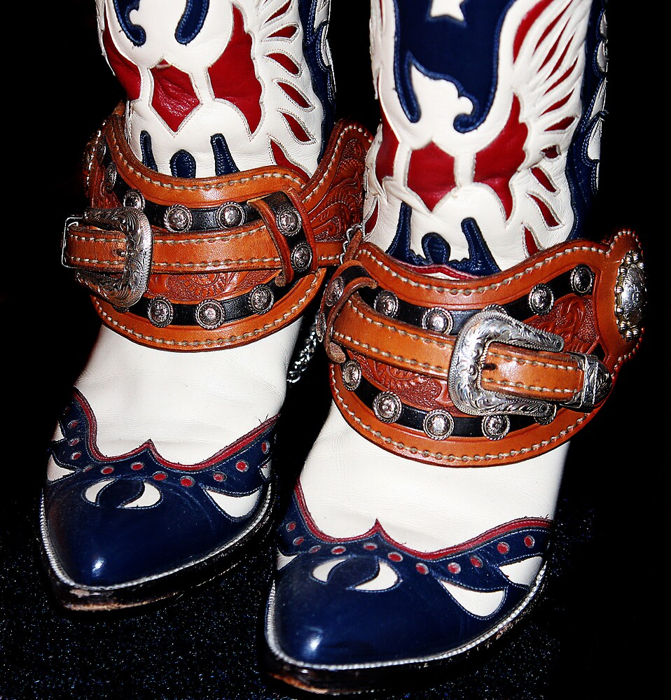 Roy's Boots by denise romano