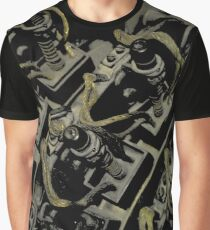 """""""Life in the Machine"""" Graphic T-Shirt"""