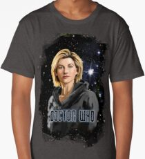Doctor Who 13 Painting Long T-Shirt