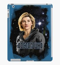 Doctor Who 13 Painting iPad Case/Skin