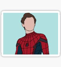 Peter Parker - By Sarah Sticker