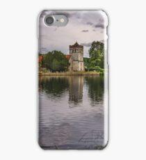 The River Thames At Bisham iPhone Case/Skin