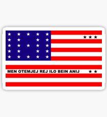 Bikini Atoll Sticker