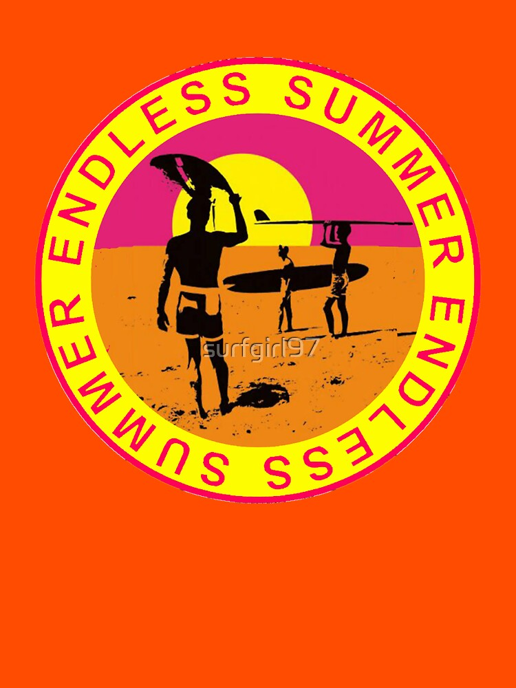New the endless summer sticker by surfgirl97