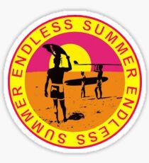 NEW THE ENDLESS SUMMER STICKER Sticker