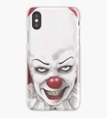 It Pennywise the Clown Tim Curry iPhone Case/Skin
