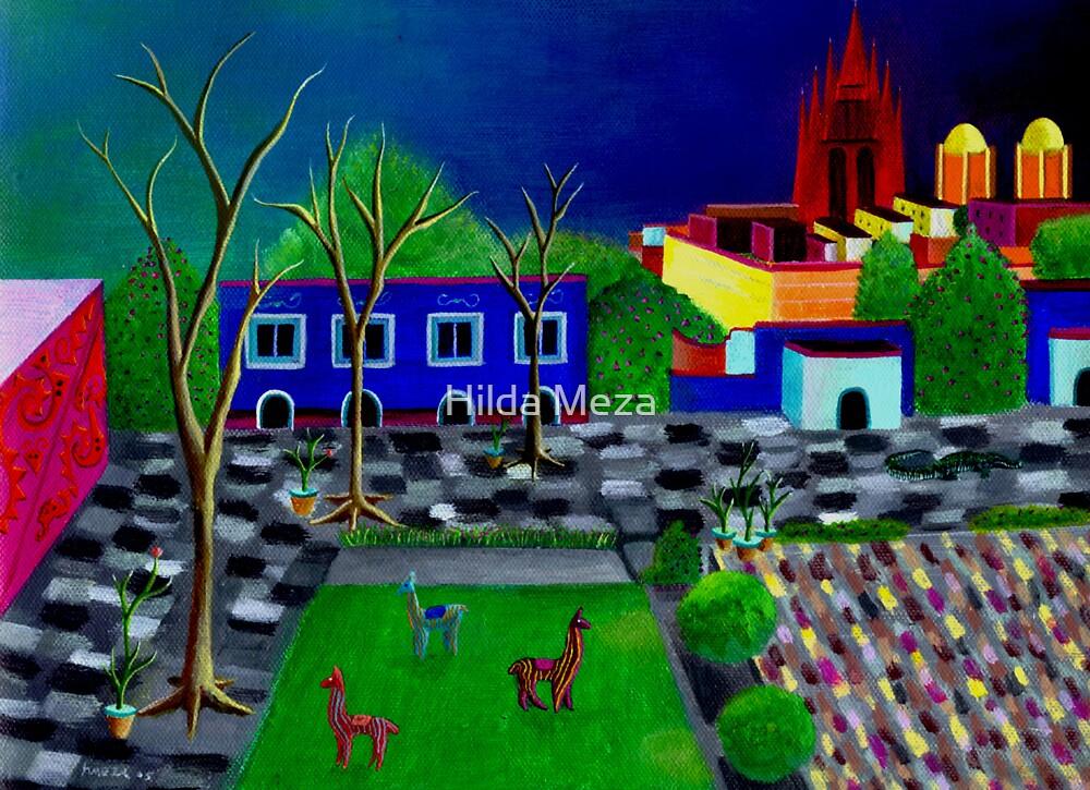 Surreal San Miguel by Hilda Meza