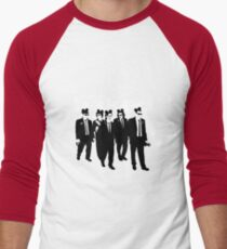 Fresh Baked Crew Men's Baseball ¾ T-Shirt