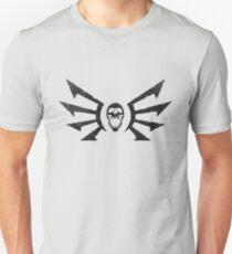 "Quake 2 ""Strogg"" Logo (Black/Faded) Unisex T-Shirt"
