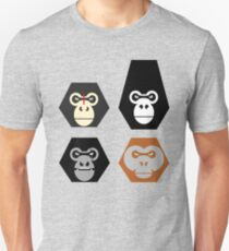 Planet of the Primates Unisex T-Shirt