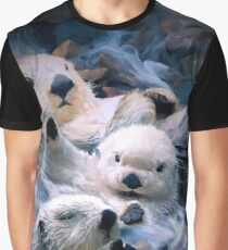 Otter Medicine Graphic T-Shirt