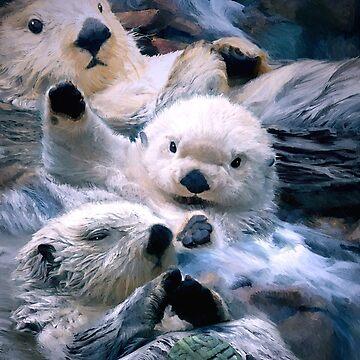 Otter Medicine by ELeggett