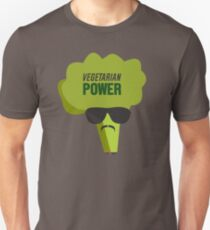 Vegetarian Power Unisex T-Shirt
