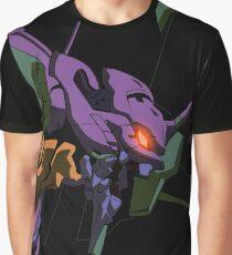 Neon Genesis Evangelion - Evangelion Unit-01 Graphic T-Shirt