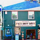 P.E.I. Dirt Shirt store. Charlottetown, PEI Canada by Shulie1
