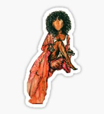 SZA inspired Sticker