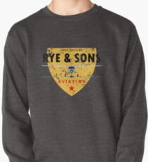 Rye & Sons (faded) Pullover