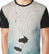 map of a shifting mind Graphic T-Shirt