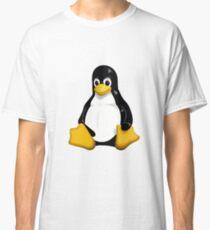 linux penguin cute Classic T-Shirt