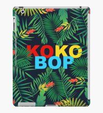 EXO KO KO BOP THE WAR DESIGN TROPICAL iPad Case/Skin