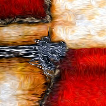 Abstract Colors #116 by fredseghetti