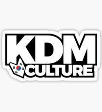 KDM Culture Sticker