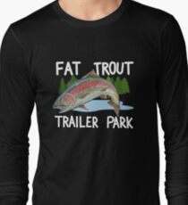 The Original FAT TROUT TRAILER PARK Shirt T-Shirt