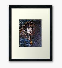 The Bead Framed Print
