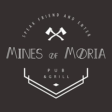 Mines of Moria by SwansonA9