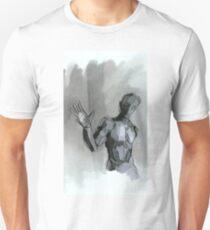 Even androids wave Unisex T-Shirt