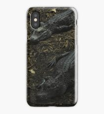 Gator country iPhone Case